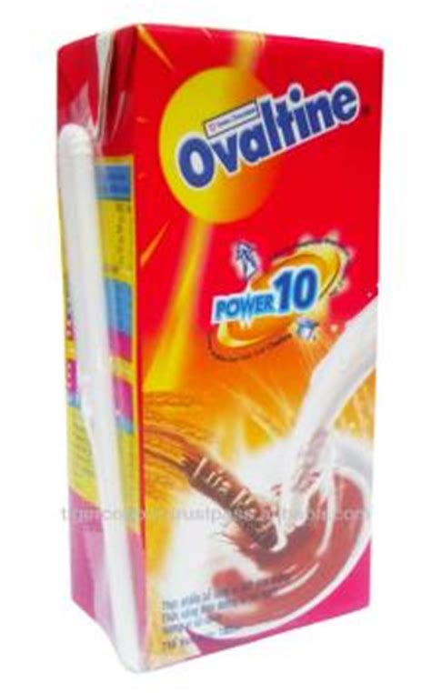 Ovaltine Swiss Formula With Chocolate Thailand ovaltine chocolate malt beverage 200 ml uht products thailand ovaltine chocolate malt beverage