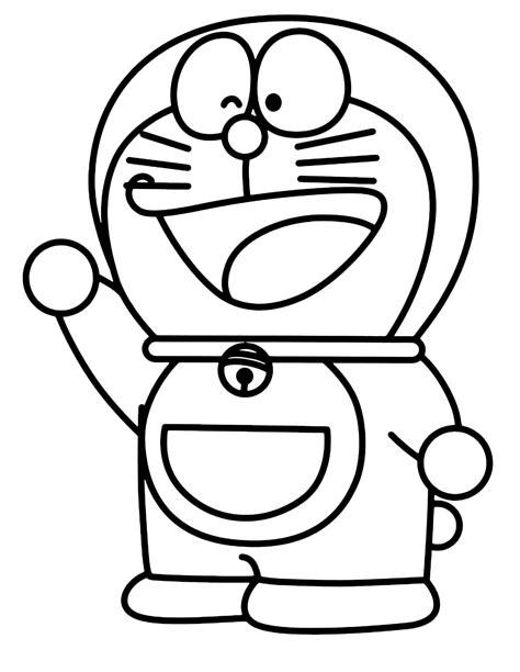 Bunga Doraemon Size disegni di quot doraemon quot da colorare