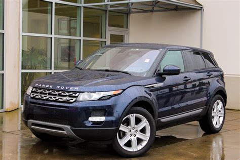 range rover certified pre owned certified pre owned 2014 land rover range rover evoque