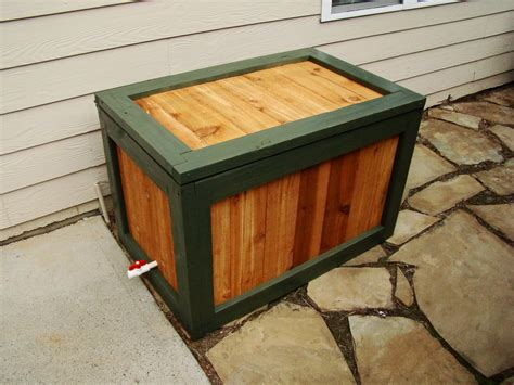 ideas of patio cooler as an interesting ornament for your