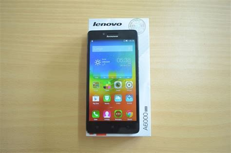 Lenovo A6000 Plus Naik lenovo a6000 plus unboxing and on