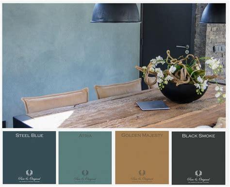 inrichting groen 25 beste idee 235 n over interieur kleuren op pinterest
