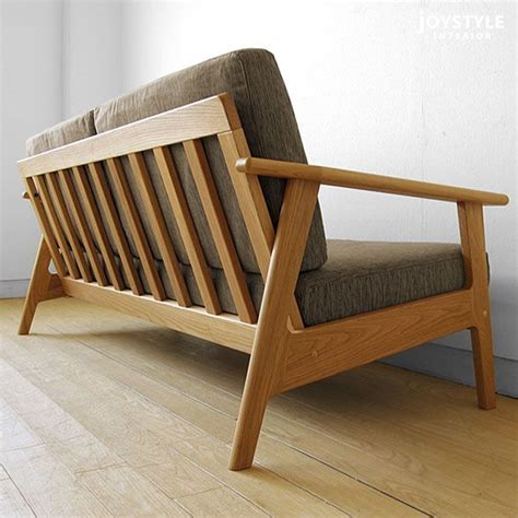 How To Make Wooden Sofa Frame by Best 10 Wooden Sofa Ideas On Wooden