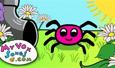 Itsy Bitsy Animals the itsy bitsy spider mvs nursery rhymes