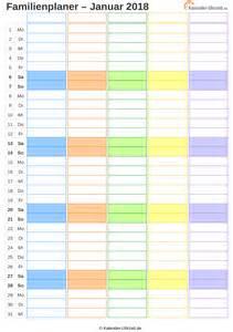Kalender 2018 Excel Erstellen Excel Kalender 2018 Kostenlos