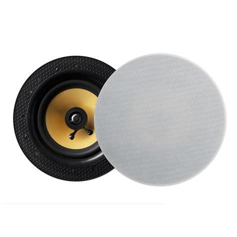 Lithe Audio Bluetooth Wireless 6 5 Quot Ceiling Speaker Pair Wireless Ceiling Light Speakers