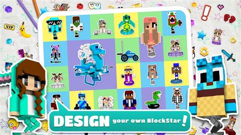 design app used on the block blockstarplanet android apps on google play