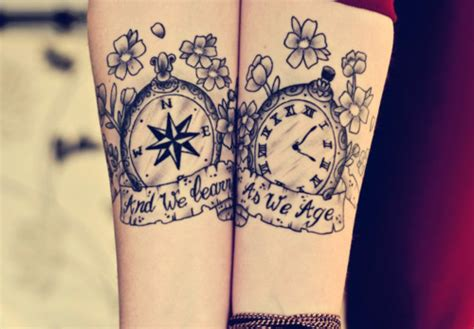 tattoo trend these days couples tattoos