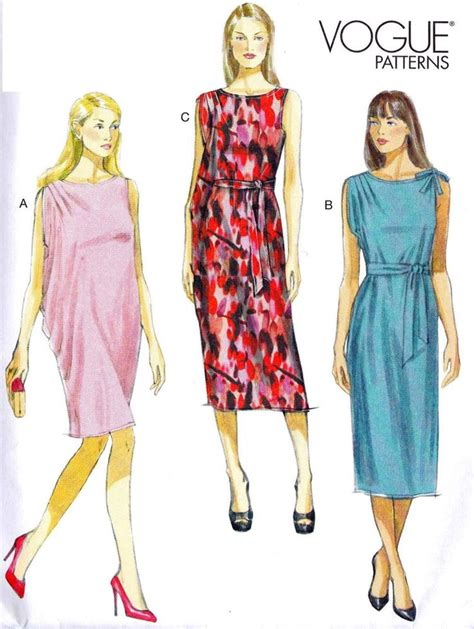 Vintage Pattern 1994 Cocoon Jacket Batwing Sleeve Dolman Pattern | vogue sew pattern 8898 pullover draped pleated cocoon