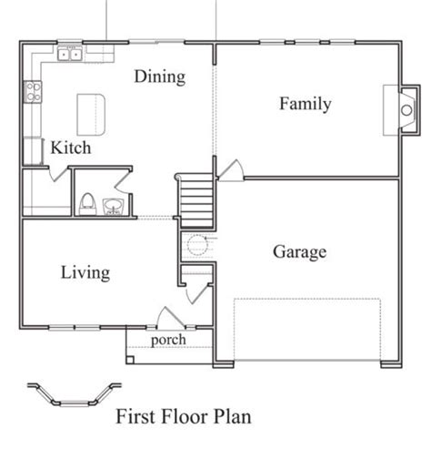 macy s floor plan the macy ii floorplan doyle evans realty