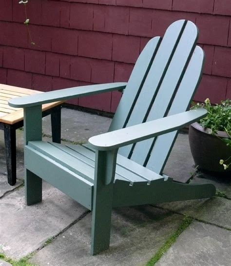 how to build a patio chair how to make outdoor furniture finewoodworking
