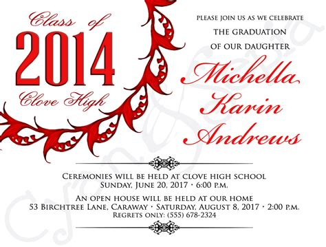 free templates for graduation announcements 2014 free printable graduation invitations template best