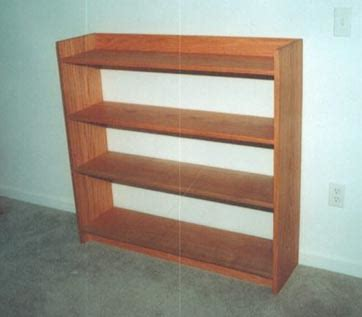 pdf diy simple bookcase design plans simple wood