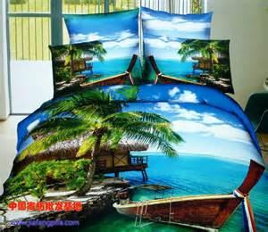 Monkey Duvet Set Palm Tree Bedding Promotion Online Shopping For