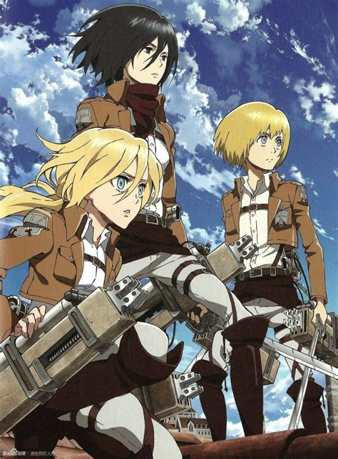 Murah Kaos Anime Snk Attack On Titan 17 best images about mikasa and on shingeki no kyojin the two and ymir