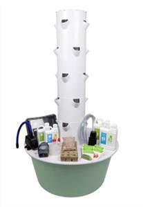 Juice Plus Vertical Garden What Is A Tower Garden Dr Mitra
