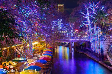 san antonio riverwalk christmas lights boat tour san antonio riverwalk christmas lights white rabbit