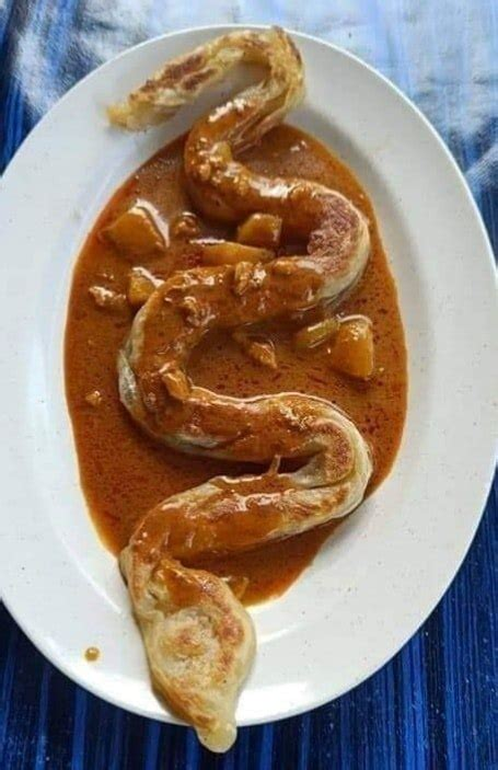 roti canai ular tarik perhatian pelanggan mufti kelantan