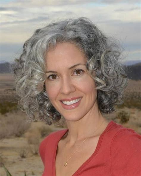 grey hair over 50 pdf best 25 curly gray hair ideas on pinterest long gray