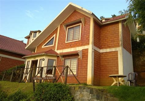 spacious and independent cottages in ooty with reachable