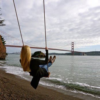 swing golden gate bridge kirby cove 507 photos 150 reviews cgrounds