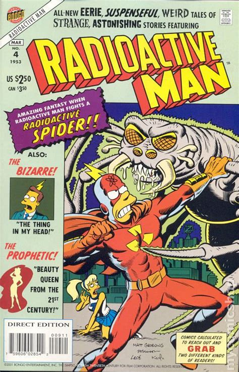 radioactive 2000 2nd series comic books