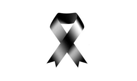 imagenes lazo negro de luto lazos de luto negro imagenes y simbolos desarrollo actual