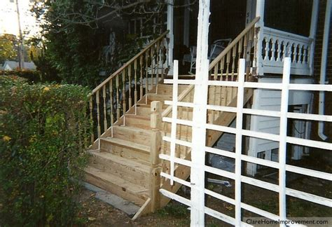 stairs built by clare home improvement orange county new