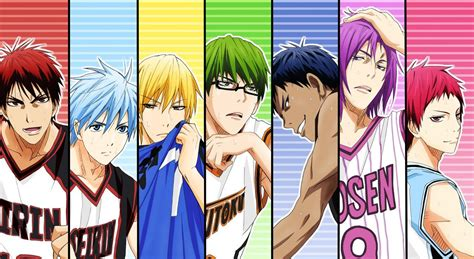 Kaos Anime Kuroko No Basket critique kuroko no basket