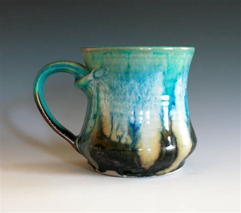 Handmade Ceramic Mug - coffee mug handmade ceramic cup ceramic from ocpottery on etsy
