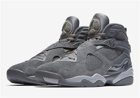 imagenes jordan retro 8 air jordan 8 retro cool grey 305381 014 sneaker bar detroit