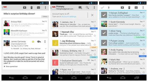 sign out of gmail on android ads coming to gmail app for android