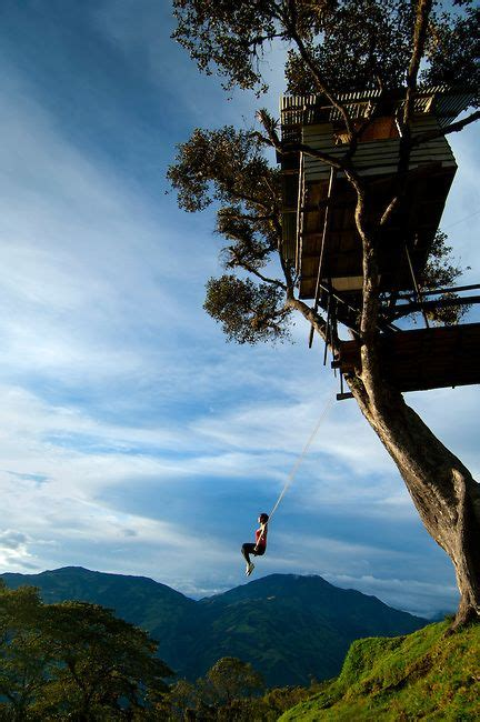 swing at the edge of the world 15 places you must visit in ecuador