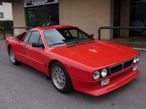 b for the road 1984 lancia abarth 037 stradale