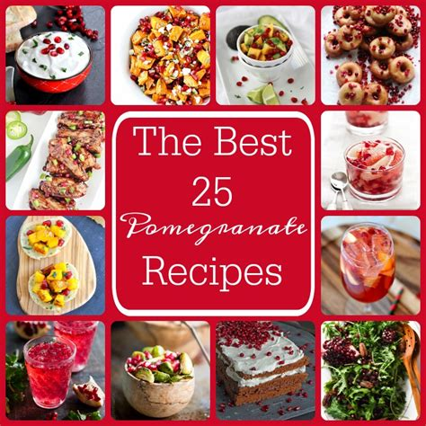 203 best food from my kitchen images on pinterest the best pomegranate recipes my suburban kitchen