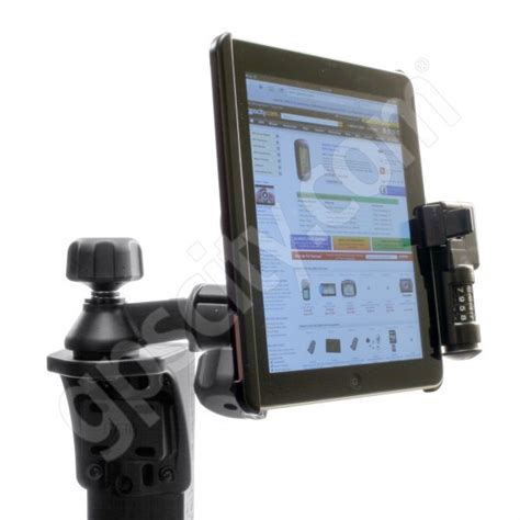 ipad swing arm mount ram mount apple ipad vertical swing arm locking mount ram
