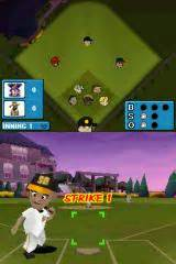 backyard baseball 09 backyard baseball 09 for nintendo ds 2008 mobygames
