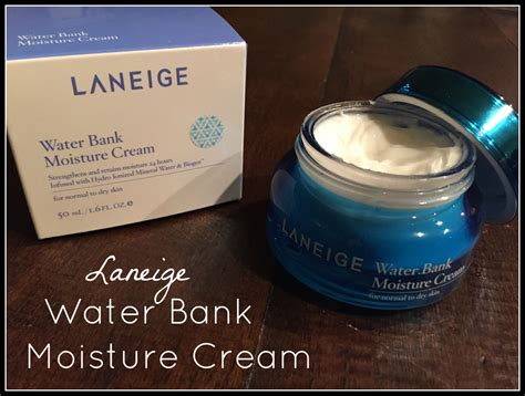 Laneige Moisturizer laneige advanced water science skincare review