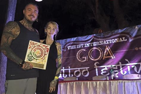 tattoo convention goa reading tattoo artist wins big and breaks boundaries at