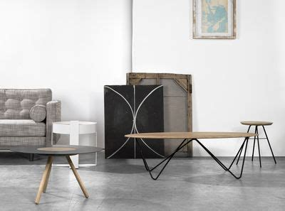 Orb Table L Orb Coffee Table L 130 Cm Wood Black Leg By Universo Positivo
