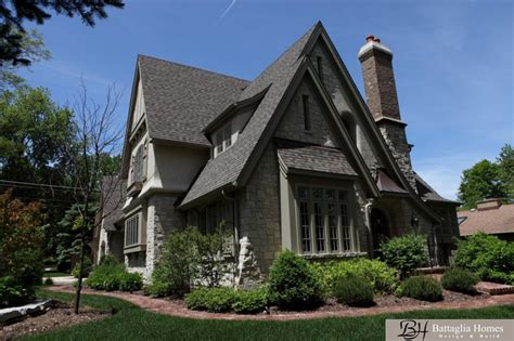 Battaglia Homes Custom Built Home Hinsdale, IL  4 N Bruner