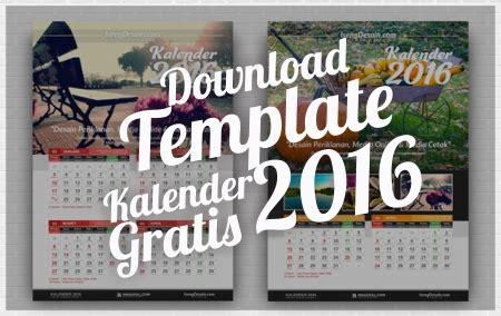 desain kalender terbaru 2016 download gratis template kalender 2016 terbaru jago desain