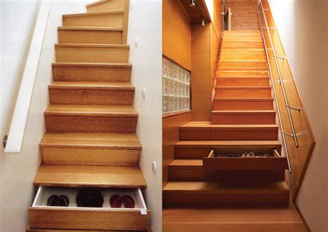 stairs with storage staircase storage athousandgreatideas