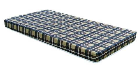 Bed Mattresses by 5 5 Inch Bunk Mattress By Innerspace