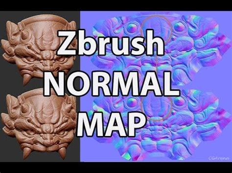 Normal Ace Maxs 10 best images about tutorial zbrush on