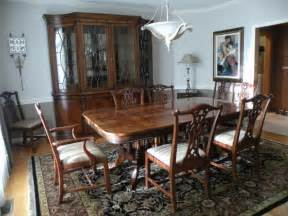 Henredon Dining Room Set by Price