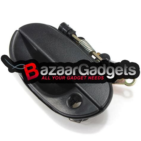 Accent Outer Black buy front left outer outside exterior door handle for 95