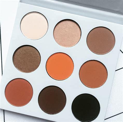 Kyshadow Palette The Bronze Palette cosmetics kyshadow the bronze palette review