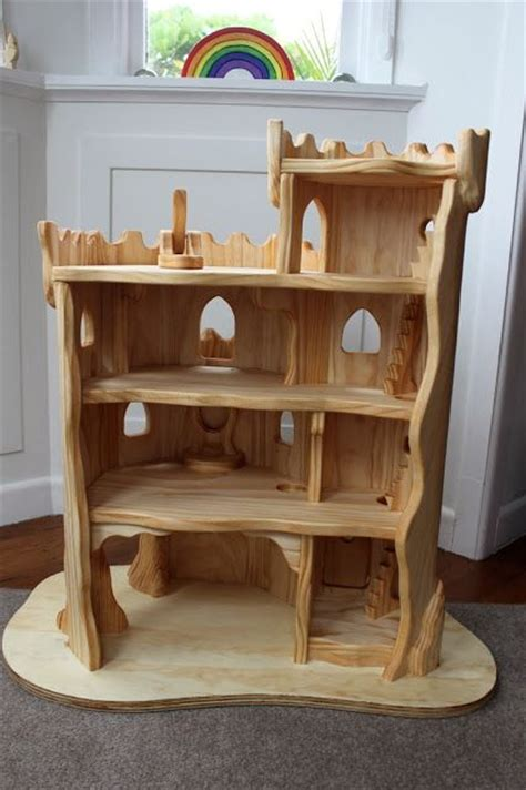 awesome doll houses awesome elf doll house for my kids pinterest
