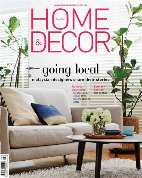 Home Decor Magazines Malaysia home amp decor malaysia magazine august 2016 gramedia digital